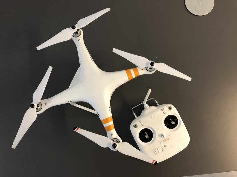 Drohnen/Multikopter Einführung