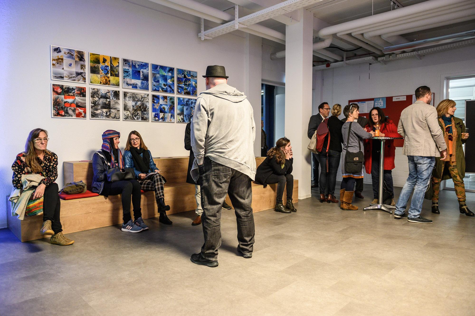 Vernissage art@hub