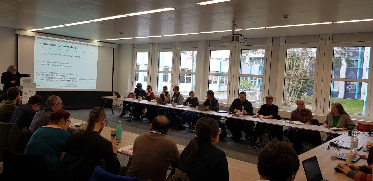 Technologie & Philosophie im transdisziplinären Gespräch