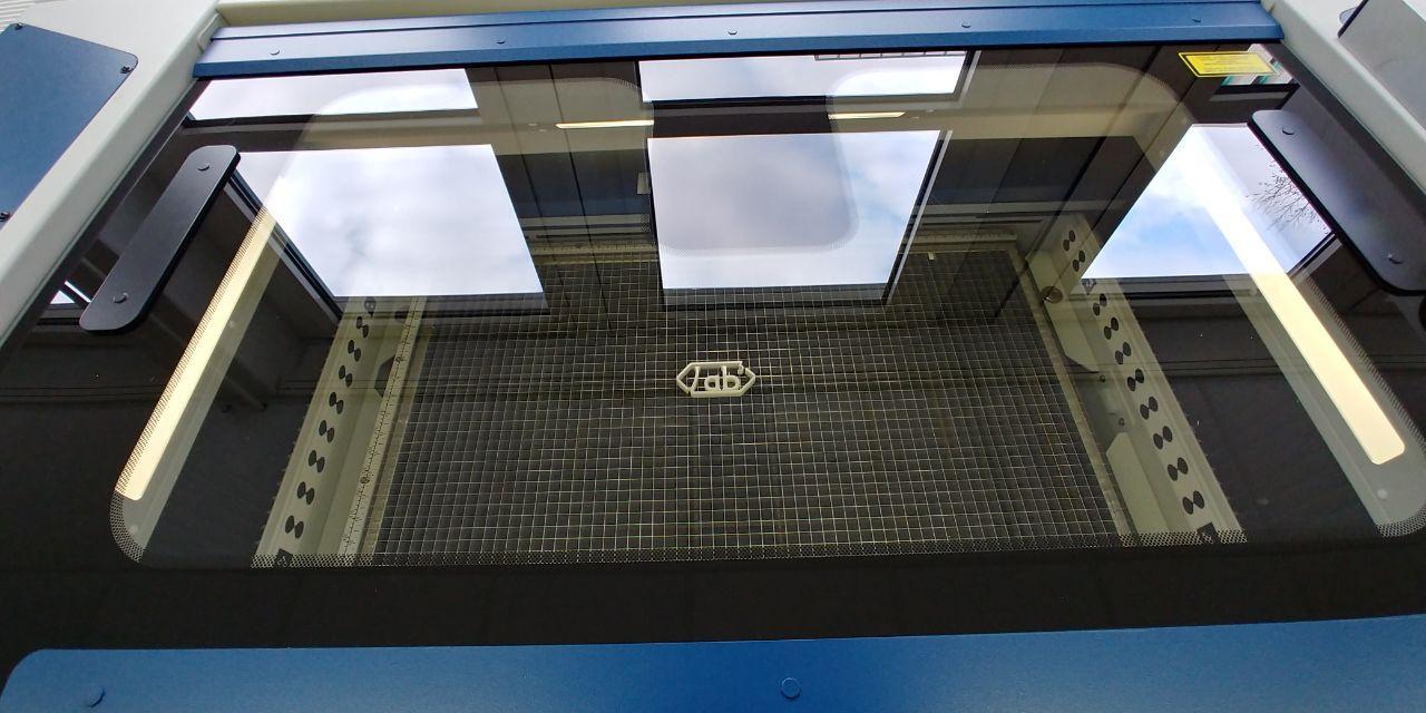 Ein Laser für unseren Maschinenpark!